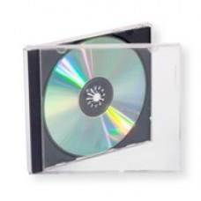 Carcasa CD Standard Dubla